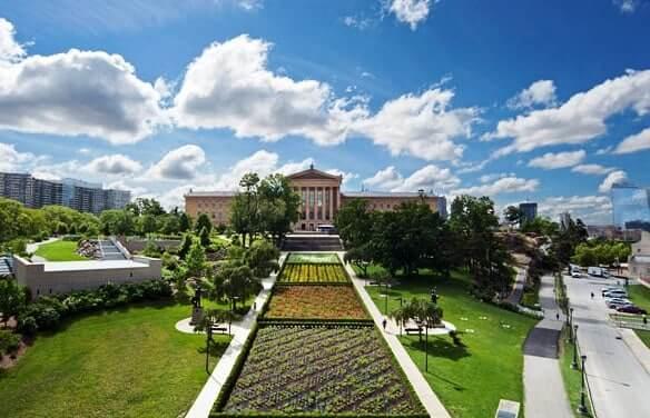 Visit the Art Museum