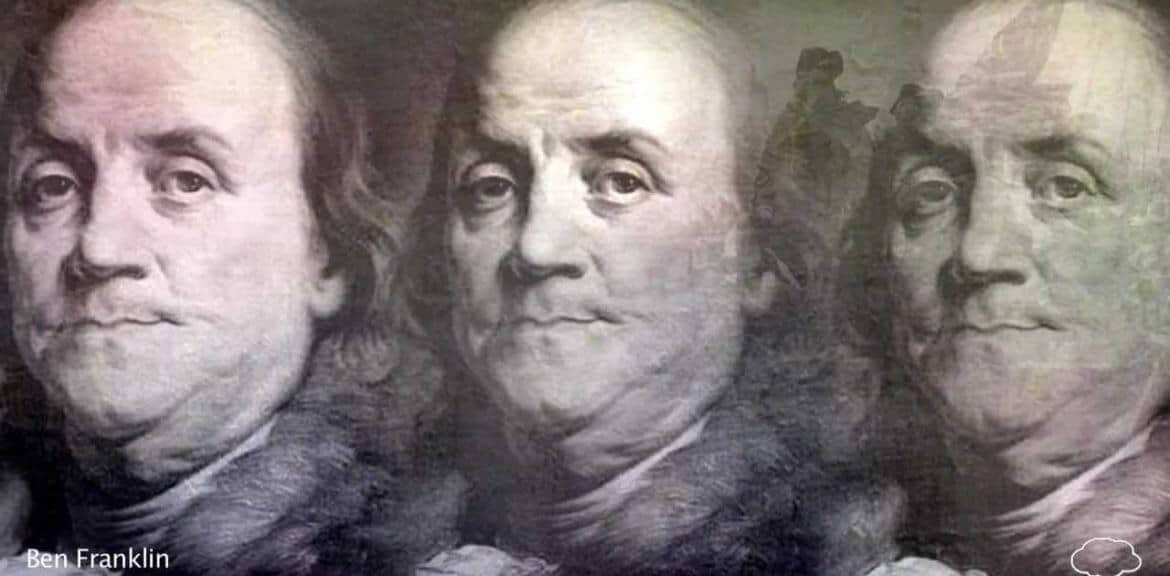 Biography and Curiosities about Benjamin Franklin's life